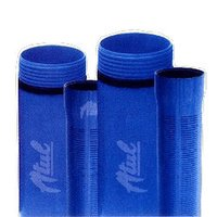 Well Casing Ribbed Strainer Pipes