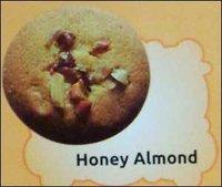 Honey Almond Biscuits
