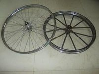 Heavy Duty Bicycle And Tri Cycle Rim