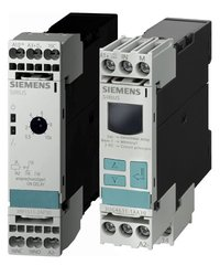 Siemens 3rp, 3ug, 3rs, 3rn1 Timing And Monitoring Relay