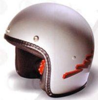 Slick Open Face Helmet