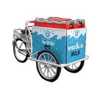 Milk Vending Cart