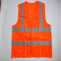 Fluorescent Safety Jackets