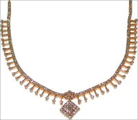 Fashionable Diamond Necklace