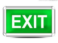 Reliable Exit Sign