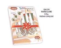 Marie Claire Kitchen Utility Set (5 Pcs.)