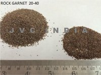 ROCK Garnet Abrasives