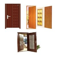 Pvc Single Panel Doors in Delhi