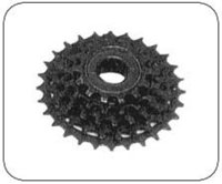 5 Speed Bicycles Chain Wheel (Rear)