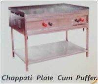 Chapati Plate Cum Puffer