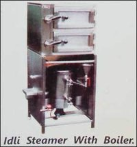 Idli Steamer With Boiler