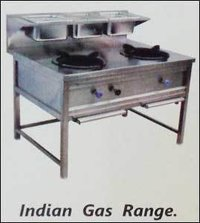Indian Gas Range