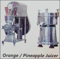 Orange And Pineapple Juicer