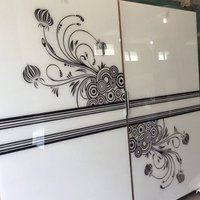Sliding Lacquered Glass Of Wardrobe