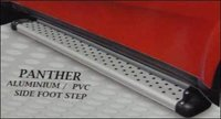 Aluminium And Pvc Side Car Foot Step