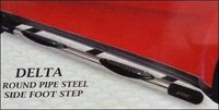 Round Pipe Steel Side Car Foot Step