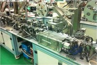 Sata Automatic Assembly Machine For Connectors