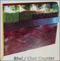 Bhel And Chat Counter