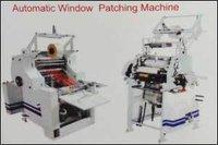 Automatic Window Patching Machine