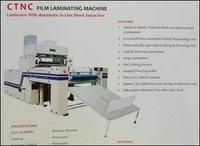 CTNC Film Laminating Machine