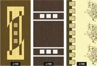 Lamination Designer Doors (JD-010)