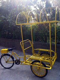 Ice Cream Tricycle Cart