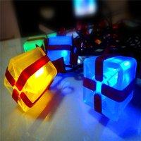 10 Led String Gift Box Fairy Lights