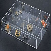 Acrylic Jewellery Display Case