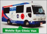 Mobile Eye Clinic Van