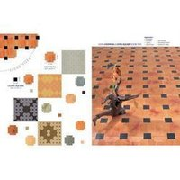 Chathura and Ultra Square Floor Tiles