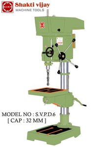 32MM Capacity Pillar Drill Machine