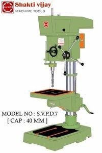 40MM Capacity Pillar Drilling Machine
