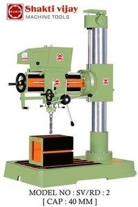 40MM Capacity Radial Drilling Machine