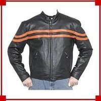 Formal Leather Jacket