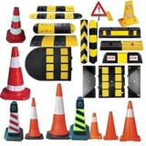 Road Safety Cones And Breakers