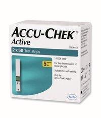 Accu Chek Strips