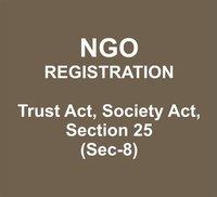Ngo And Society Registration Service