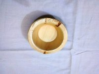 Areca Nut 4 Inch Round Cup