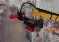 Gripper Machine For Battery