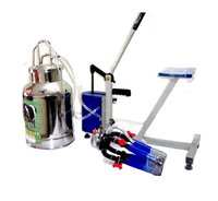 Single Can Milking Machines