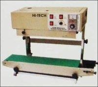 Continuous Online Sealing Machine