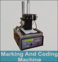 Marking And Coding Machine