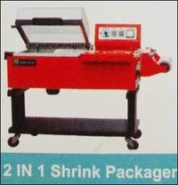 2 In 1 Shrink Packager Machine