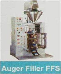 Auger Filler FFS Machine