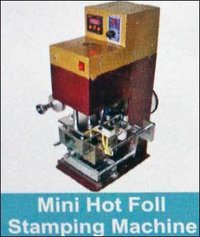 Mini Hot Foll Stamping Machine