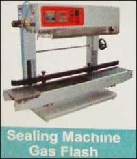 Sealing Machine Gas Flash