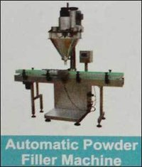 Automatic Powder Filler Machine