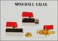 Mini Ball Valve  in Indore