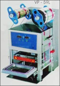 Table Top Tray Sealing Machine (Automatic Type)