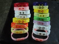 Customized Silicone Rubber Bracelets